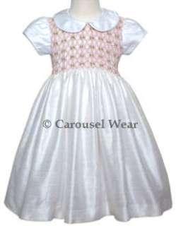 Special Occasion Flower Girl dress. Flower girl dress in silk dupioni