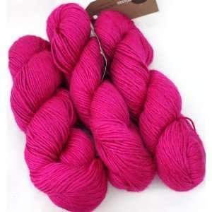 Fyberspates Scrumptious Silk/Merino Wool Chunky Magenta