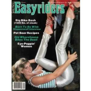 EASYRIDERS MAGAZINE   JANUARY 1981 ISSUE: EASYRIDERS: Books