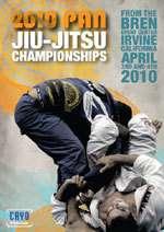 2010 Pan Ams Jiu jitsu Championships 3 DVD Gracie BJJ