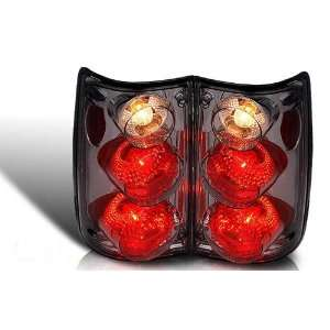 WinJet *DC*89 95 Toyota Pickup Altezza Tail Lights  ( Chrome/Smoke)