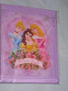 Disney Princess Sleeping Beauty, Cinderella, Belle Wallet