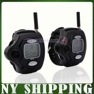Multi channels Wrist Watch Walkie Talkie Two Way Radio