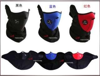 Warm Neck Face Mask Helmet Guard Sport Cap Bike Motorcycle Hat