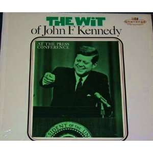 Wit Of John F. KennedyAt The Press Conference John F. Kennedy Music