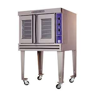 Bakers Pride Cyclone CO11 G1 Single Deck Gas Convection Oven  60,000
