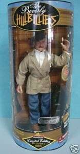 BEVERLY HILLBILLIES ~ Jed Clampett DOLL ~ Action Figure
