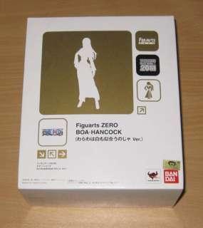Bandai SH Figuarts(SHF) Zero One Piece Boa Hancock(White) Tamashii