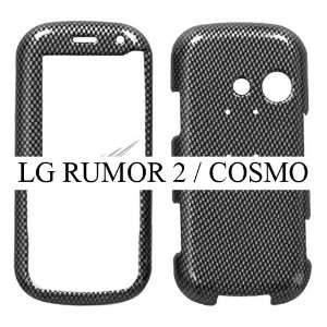 RUMOR COSMO VN250 CARBON FIBER DESIGN HARD CASE COVER: Everything Else