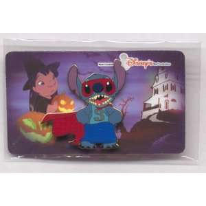 Disney Pin Halloween Stitch LE Super Hero Costume Toys & Games