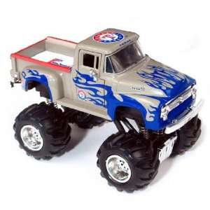 Texas Rangers MLB 1956 Ford Monster Truck Sports & Outdoors