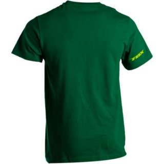 FOX Racing Shard Head Icon Logo TShirt Mens Small S NEW Green MTB BMX