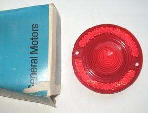 NOS 1964 CHEVROLET CORVAIR TAIL LAMP LENS MONZA DELUXE GREENBRIER
