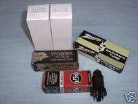 SEEBURG TRASHCAN JUKEBOX AMPLIFIER TUBE KIT 146 147 148