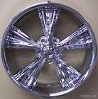 18 COYS C56 CHROME WHEELS FORD MUSTANG 67 68 69 70 71