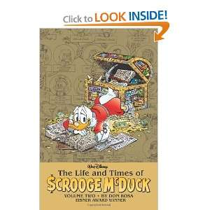 The Life & Times Of Scrooge McDuck Vol 2 [Hardcover]: Don
