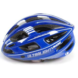 PRO 104 CYCLING HELMET SMALL/MEDIUM ROAD BIKE BLUE 53 56 215