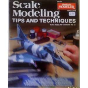 FineScale Modeling, Scale Modeling Tips and Techniques, Scale