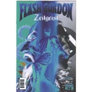 Flash Gordon Zeitgeist #1 Negative Effect Art Retailer