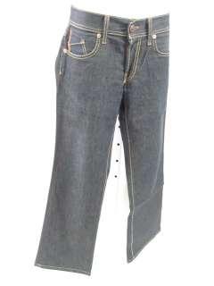 GENETIC DENIM Mens Dark Wash Bootcut Denim Jeans SZ 31