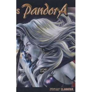 Lady Death Vs Pandora Painted Wrap #1: Everything Else