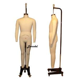 Full Body Male Dress Form Size 36, Mannequins