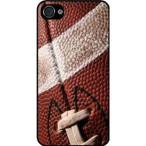 Rikki KnightTM American Football Close Up Black Hard Case