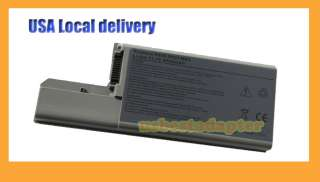 cell Battery Dell Latitude D820 D830 D531 D531N CF623