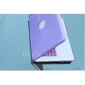 CANDY PURPLE Hard Case Cover for NEW Macbook White 13