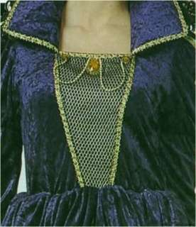 Costumes! Renaissance Fair Maiden Costume Dress 2pc cM