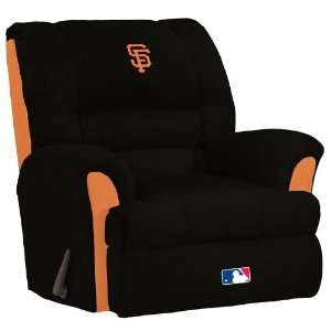 San Francisco Giants Big Daddy Recliner Recliner
