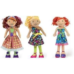 Groovy Girls RSVP Gift Set Dhara Dennell Darise Toys & Games