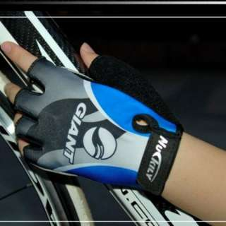 NEW BMX Cycling Bike Bicycle Half Finger Gloves Size M  XL