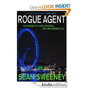Rogue Agent A Thriller (Jaclyn Johnson, code name Snapshot series