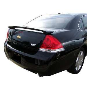 2006 2012 Chevrolet Impala Factory Style SS Spoiler   Painted or
