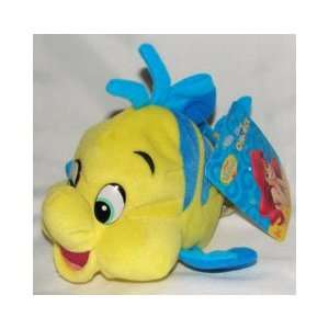 6 Disney on Ice The Little Mermaid Flounder Plush Toys