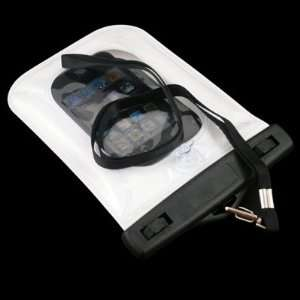 For iTouch iPhone White Diving Waterproof Case Bag Electronics