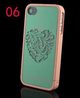 Fashion Ero Travel Street Disney Hard Case Back Case Skin For iPhone 4