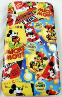 Mickey Mouse Comic Hinge Wallet New Case