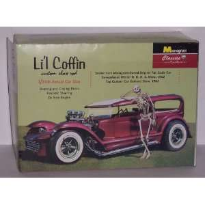 Tom Daniels Lil Coffin Custom Show Rod Monogram model kit