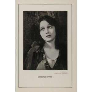 1927 Silent Film Star Corrine Griffith United Artists