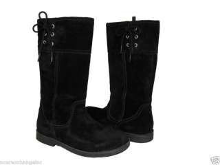 Ugg RAYANNE Black 3301 Kids Tall Boot Youth / Women NEW