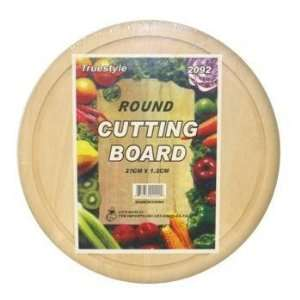Round Cutting Board Case Pack 36