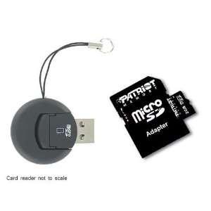 Memory Card + Reader (Pearl Shape Black) + SD Adapter Motorola Droid