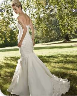 HOT SALE Mermaid Bridal Wedding Dress Gown