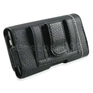 New Leather Case Belt Clip Pouch For HTC Desire Bravo a