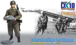 Dragon 1/6 Scale 12 WWII German DX10 Kurt Schneider