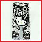 sanrio hello kitty punk skull key holder standard key cap chain