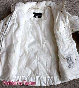 Tag Eddie Bauer YUKON CLASSIC 650 Fill (80%) Goose Down Jacket White