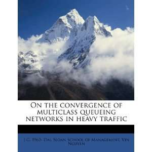On the convergence of multiclass queueing networks in